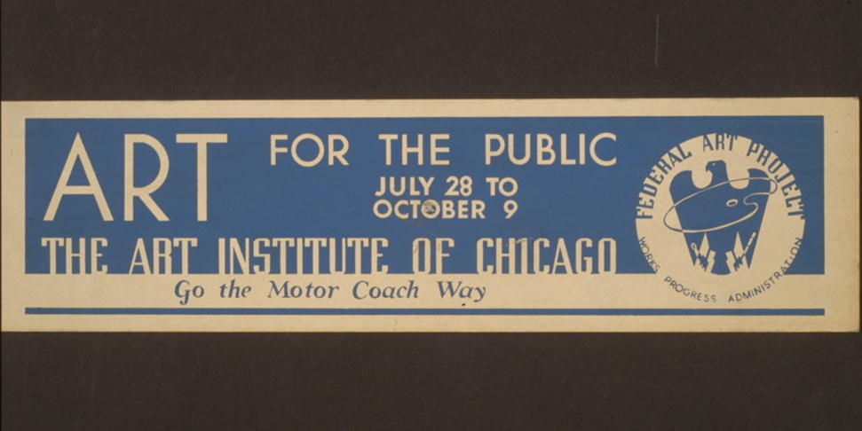 Art for the public: The Art Institute of Chicago