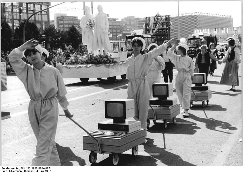 Berlin, 750-Jahr-Feier