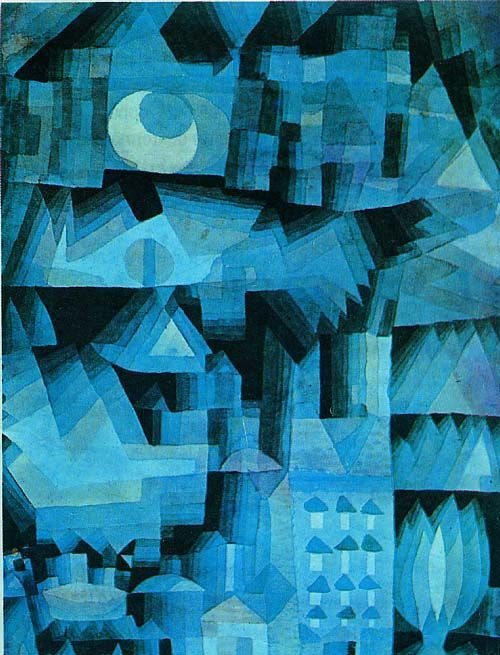 Paul Klee, *Dream City*, 1921