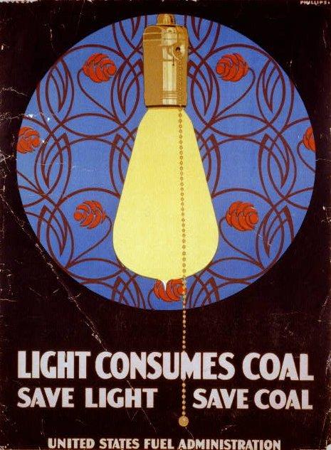 Light Consumes Coal