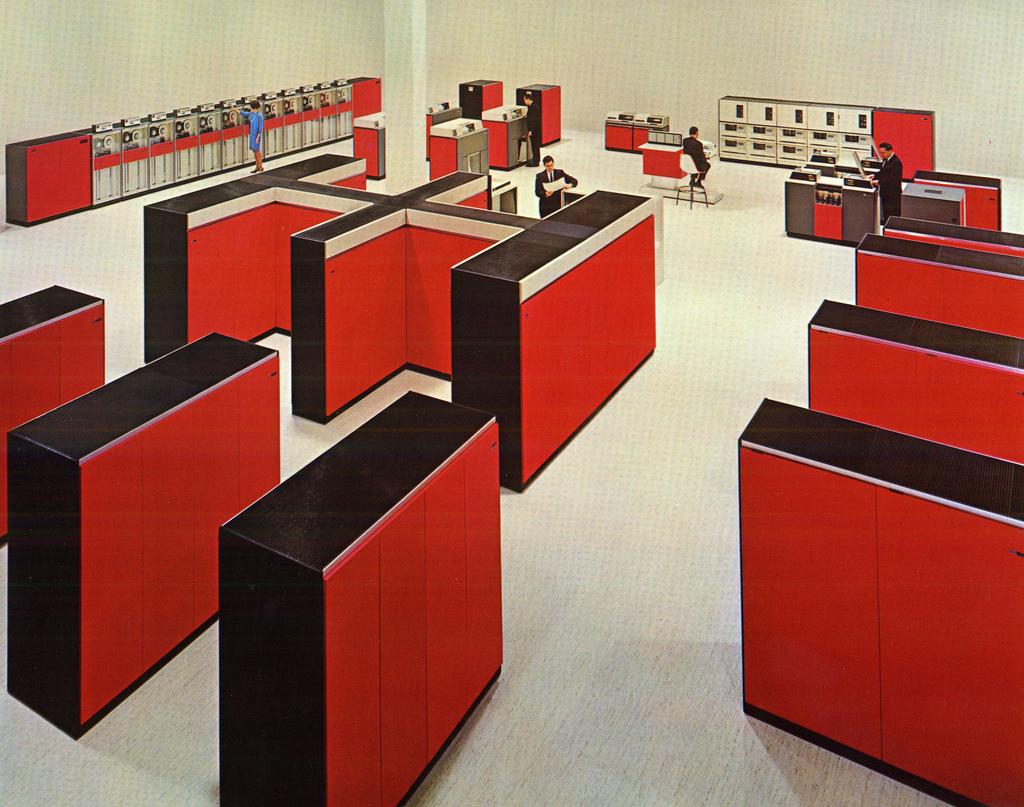 IBM System/360 Model 85